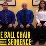 BALL CHAIR SPINAL LUBRICATION SEQUENCE