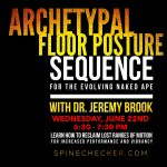 ARCHETYPAL FLOOR POSTURE SEQUENCE (WORKSHOP)