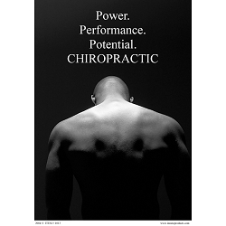 Power. Performance. Potential. Chiropractic
